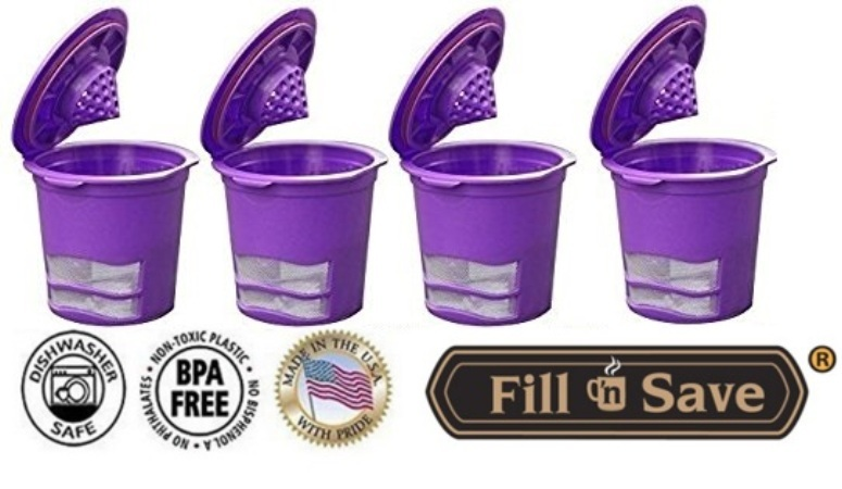Kcup 4-pack main image with logos & Fill N Save